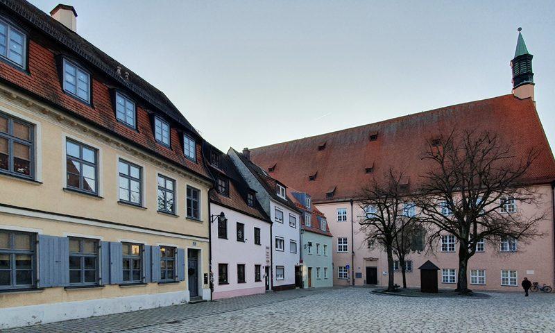 Wohngebäude Ensembleschutz